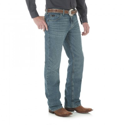 Картинка джинсов Wrangler 20X Advanced Comfort 02 Competition Slim Fit Jeans - Barrel