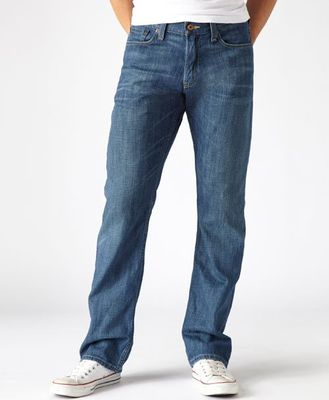 Картинка джинсов Levis 514 Straight Fit Jeans - Welcome Back Blue