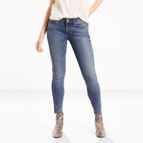 4be16413777 Джинсы женские Levis 711 Skinny Jeans - Weary Blues купить Украина ...