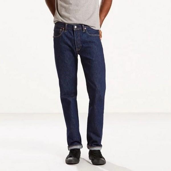 bb01d67ea1f Джинсы Levi s Made In USA 501 005012453 - Джинсы - Одежда из США в ...