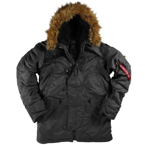 2dcc619b82b Куртка Аляска Alpha Industries N - 3B Parka MJN31000C1 - Куртки ...
