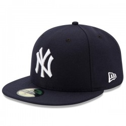 Бейсболка New York Yankees Authentic Collection On-Field 59FIFTY Game Cap