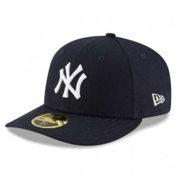 Бейсболка New York Yankees Authentic Collection Low Crown On-Field 59FIFTY Game Cap