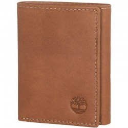 Портмоне Timberland Cloudy Leather Trifold Wallet