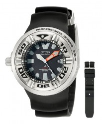 Часы Citizen Eco-Drive Professional Diver