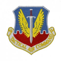 Нашивка Tactical Air Command