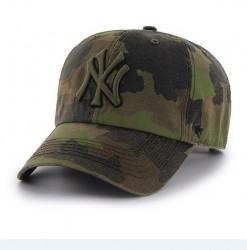 Бейсболка New York Yankees Howitzer Clean Up Cap