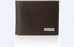 Портмоне Tommy Hilfiger Passcase Brown Wallet