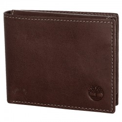 Портмоне Timberland Cloudy Passcase - Brown