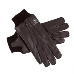 Кожаные перчатки Cockpit USA A-10 Brown Leather Gloves