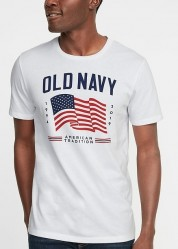 Футболка Old Navy 2019 Flag