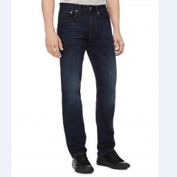 Джинсы Calvin Klein Straight Houston Dark Tint Jeans