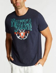 Футболка Nautica Sailing Graphic Jersey T-Shirt