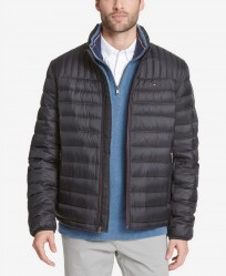 Куртка Tommy Hilfiger Down Quilted Packable Logo Jacket
