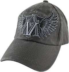 Бейсболка EAGLE CREST AMERICAN VALOR WASHED GREY CAP