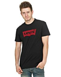 Футболка Levis Cracked Up Graphic Tee