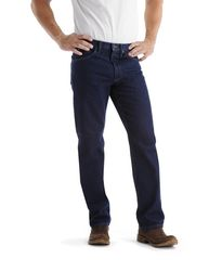 Джинсы Lee Regular Fit Straight Leg Jeans - Pepper Prewash