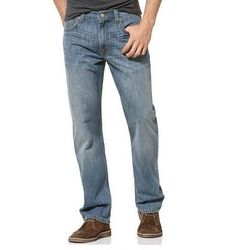 Джинсы Levis 505 Regular Fit - Medium Chipped