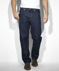 Джинсы Levis 550 Relaxed Fit Jeans - Rinsed