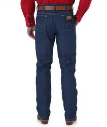 Джинсы Wrangler 0936 Cowboy Cut Slim Fit Jean Rigid (жесткие)