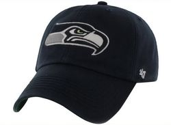 Бейсболка NFL Seattle Seahawks  Franchise Fitted Cap