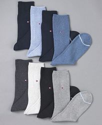 Мужские носки Tommy Hilfiger Tucker 4 Pack Socks