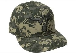 Бейсболка Wrangler Baseball Style A-Flex Fit Green Cap