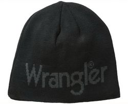 Шапка Wrangler Knit Black Tobbogan Watch Cap