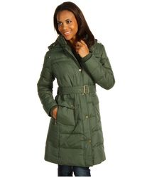 Женский пуховик Tommy Hilfiger Big Sky Walker Down Coat